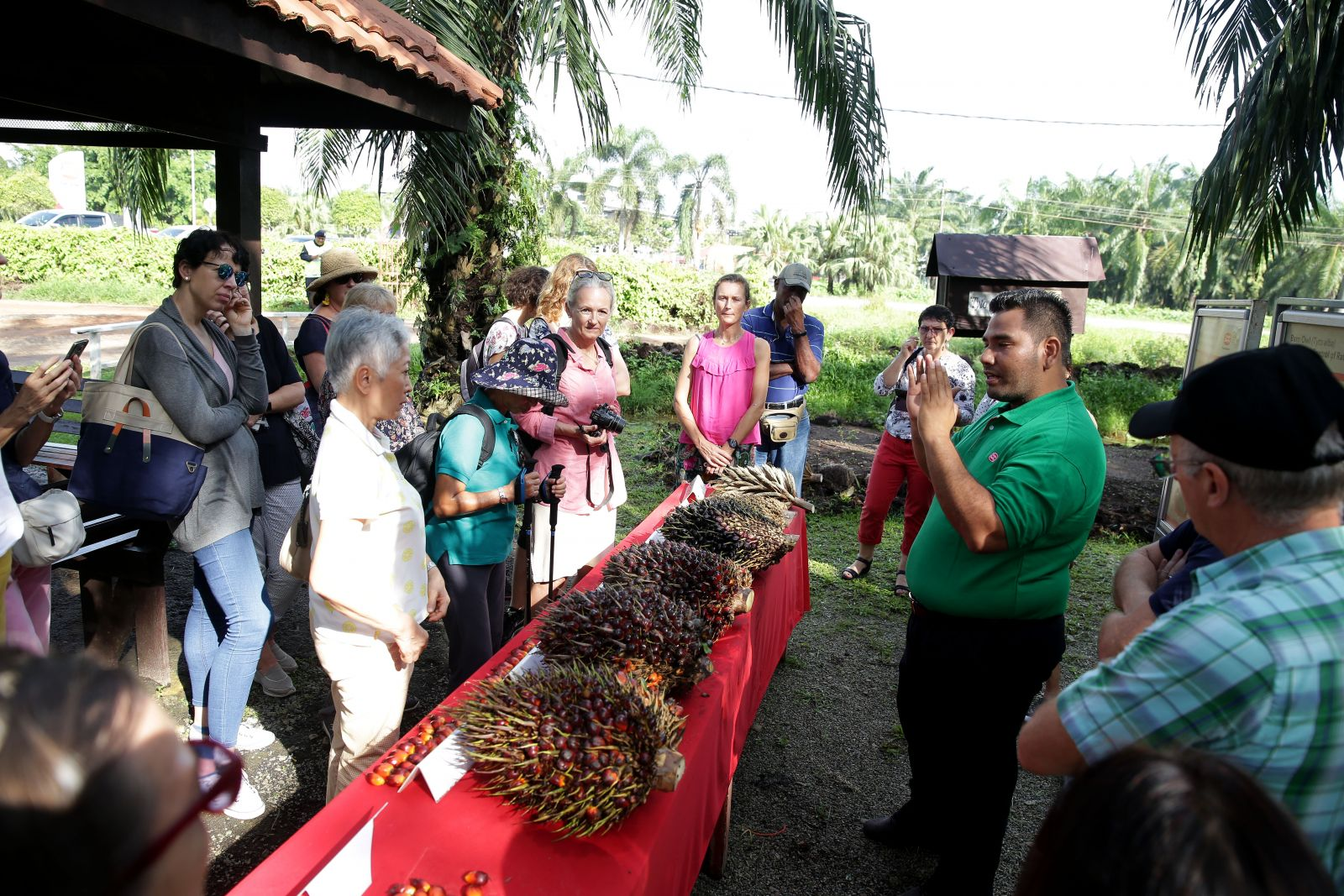 Dec 2018 - Visit to the Sime Darby Palm Oil Plantation ...